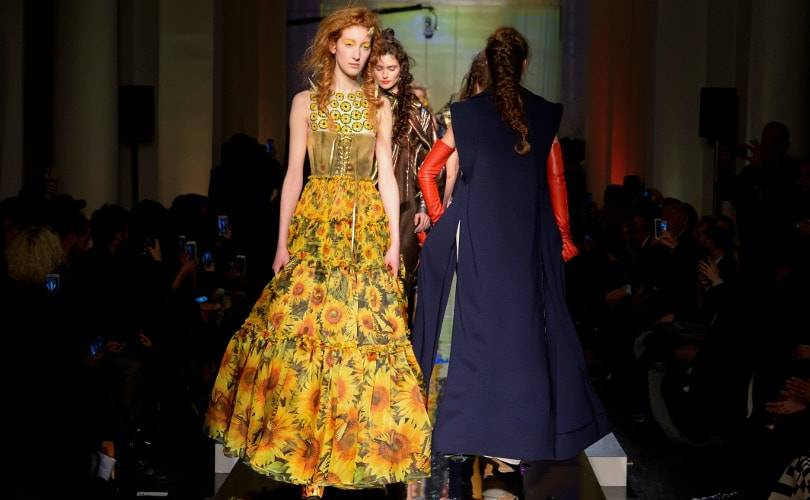 Valentino, Jean Paul Gaultier & Elie Saab veer between the sensual and the chaste at Paris Couture Week