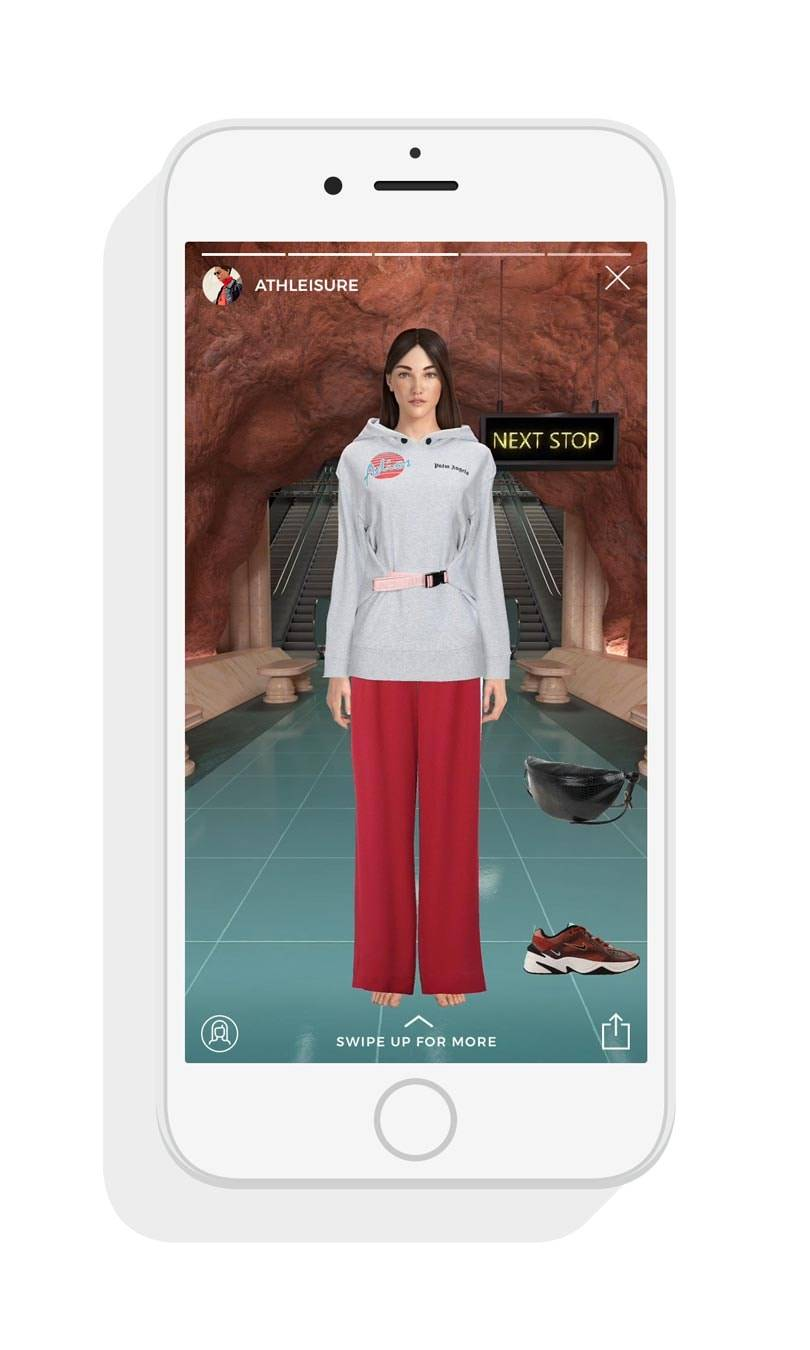 Yoox unveils AI-powered virtual styling suite