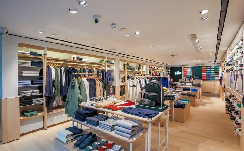 Lacoste strengthens UK retail portfolio