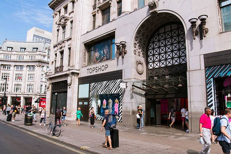 Philip Green's retail empire suffers dramatic loss