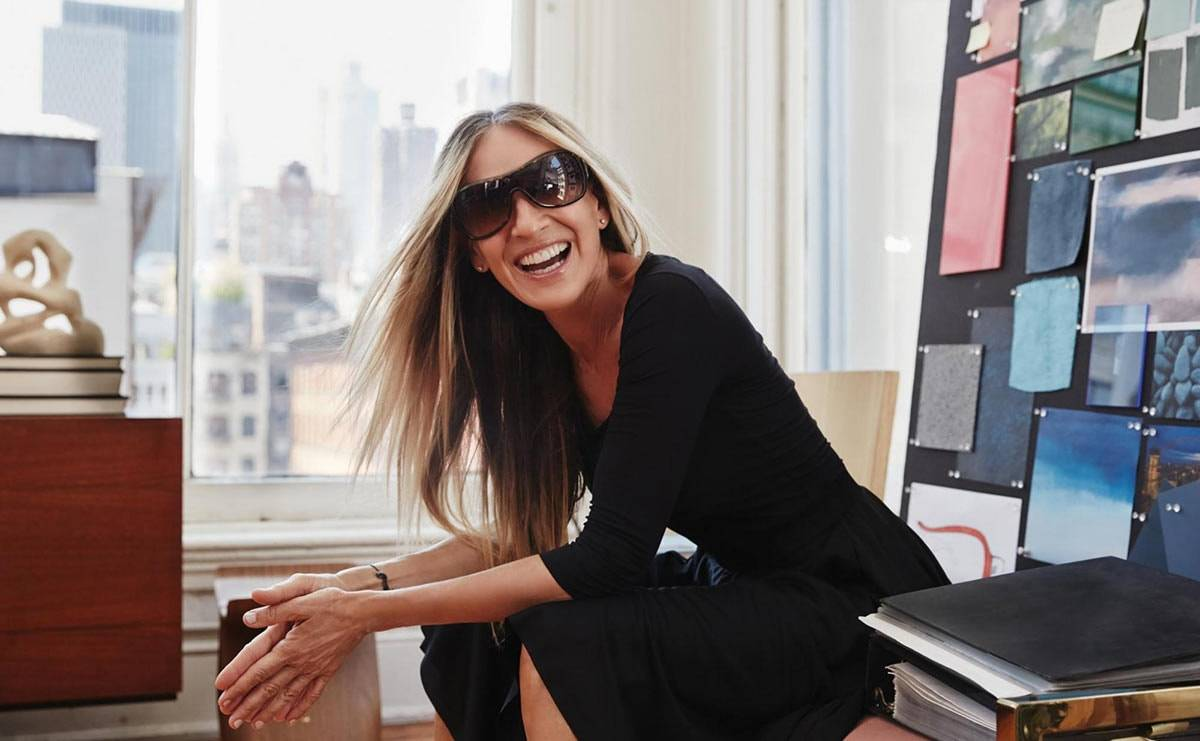 Sarah Jessica Parker teams up with Sunglass Hut