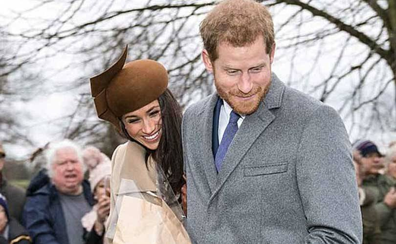 Prince Harry and Meghan Markle wedding expected to give UK retail a boost