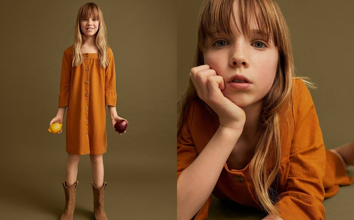 Massimo Dutti ends kids collection