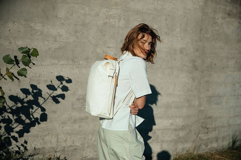 Meet Qwstion, the Swiss brand making premium bags from banana trees