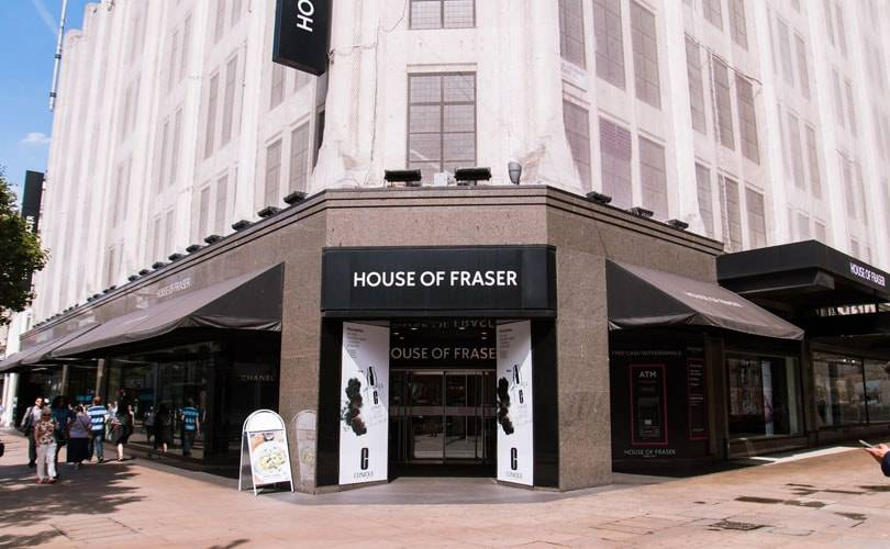 Sports Direct denies House of Fraser closure claims