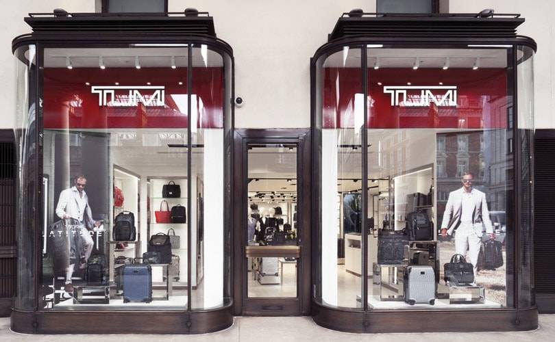 Tumi opens new store in Covent Garden