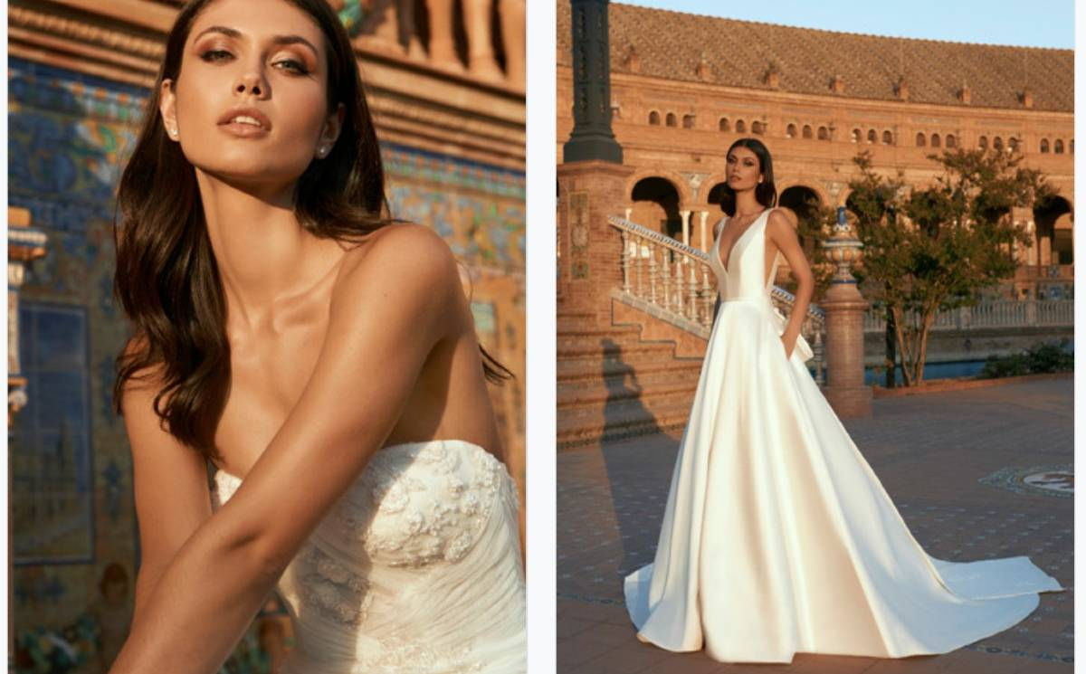 Pronovias launches new bridal collection with Marchesa