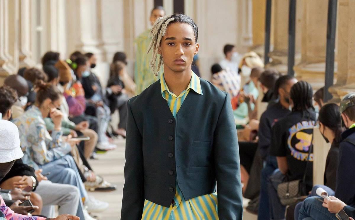 Video: Bluemarble at Paris Men's Fashion Week