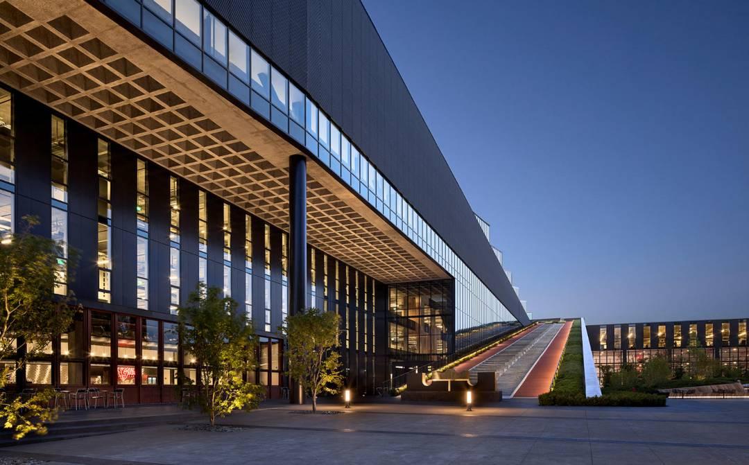 Image: Nike's LeBron James Innovation Center