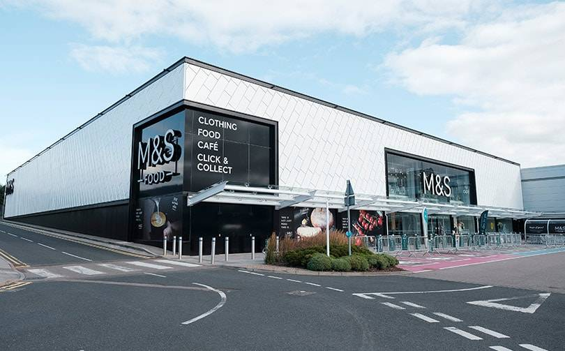 Marks & Spencer opens major Clothing & Home store at Giltbrook Retail Park
