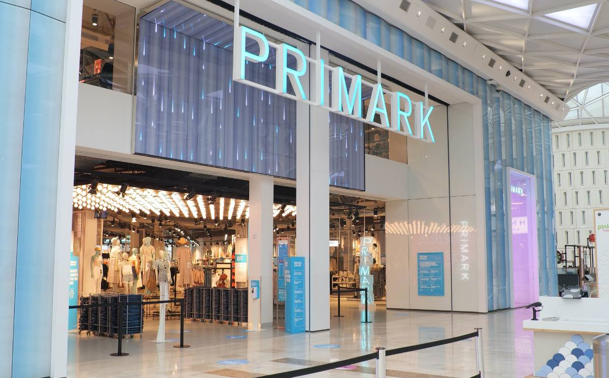 Primark takes 1.1 billion pound sales hit from closed stores
