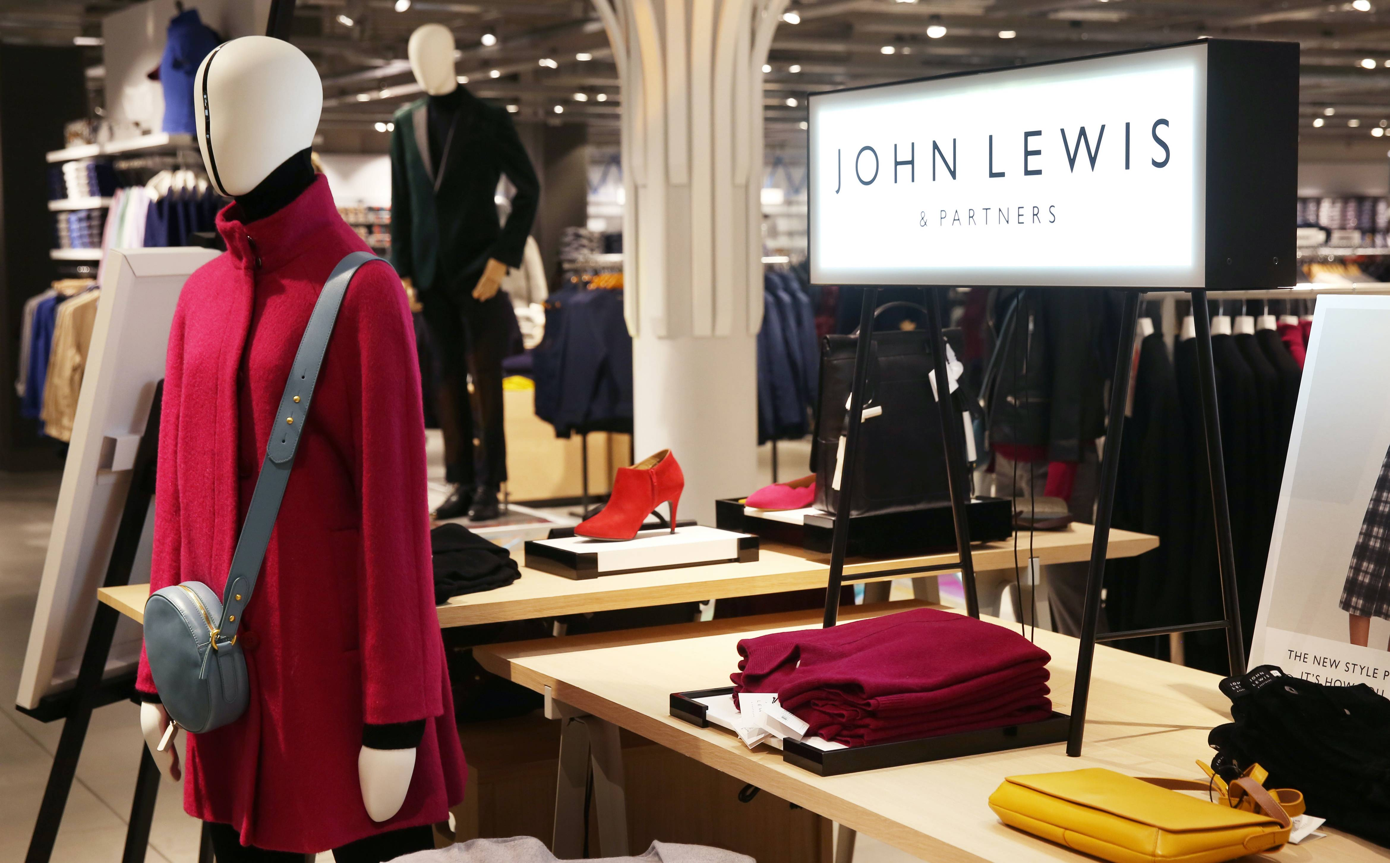 John Lewis confirms which eight stores to close