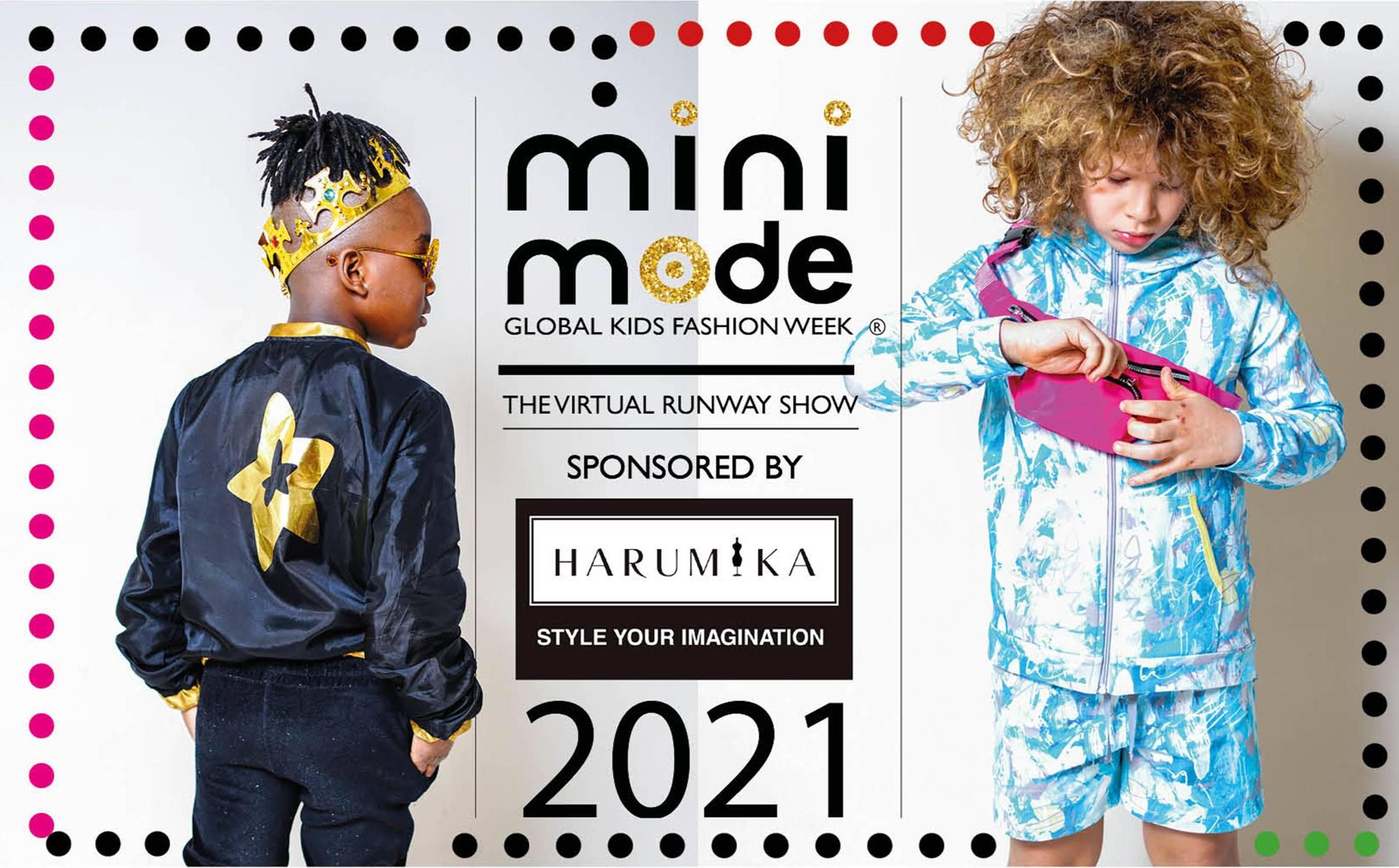 mini mode fashion show
