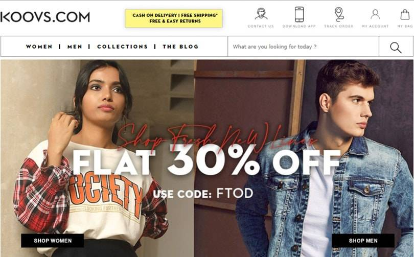 What's going on with Koovs, 'India's Asos wannabe'?