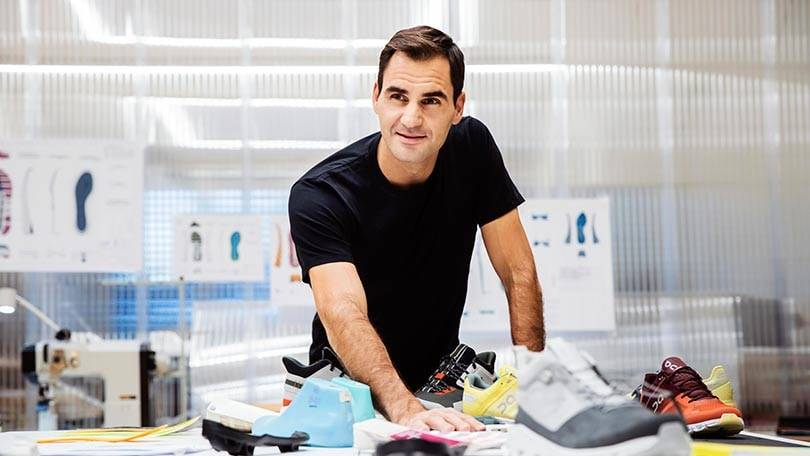 Roger Federer buys stake in Swiss running shoe brand On