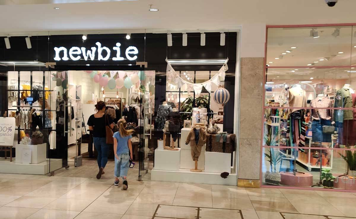 Newbie opens at Centre:MK