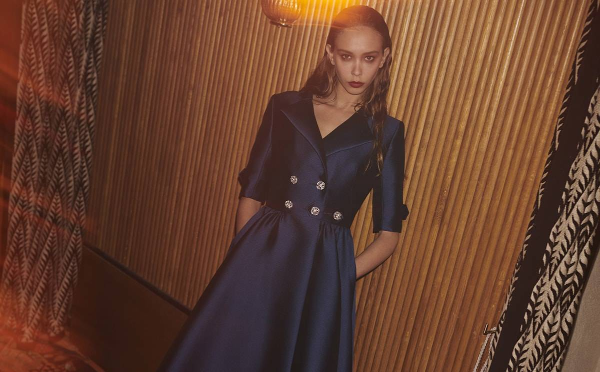 Video: Alexis Mabille FW21 collection