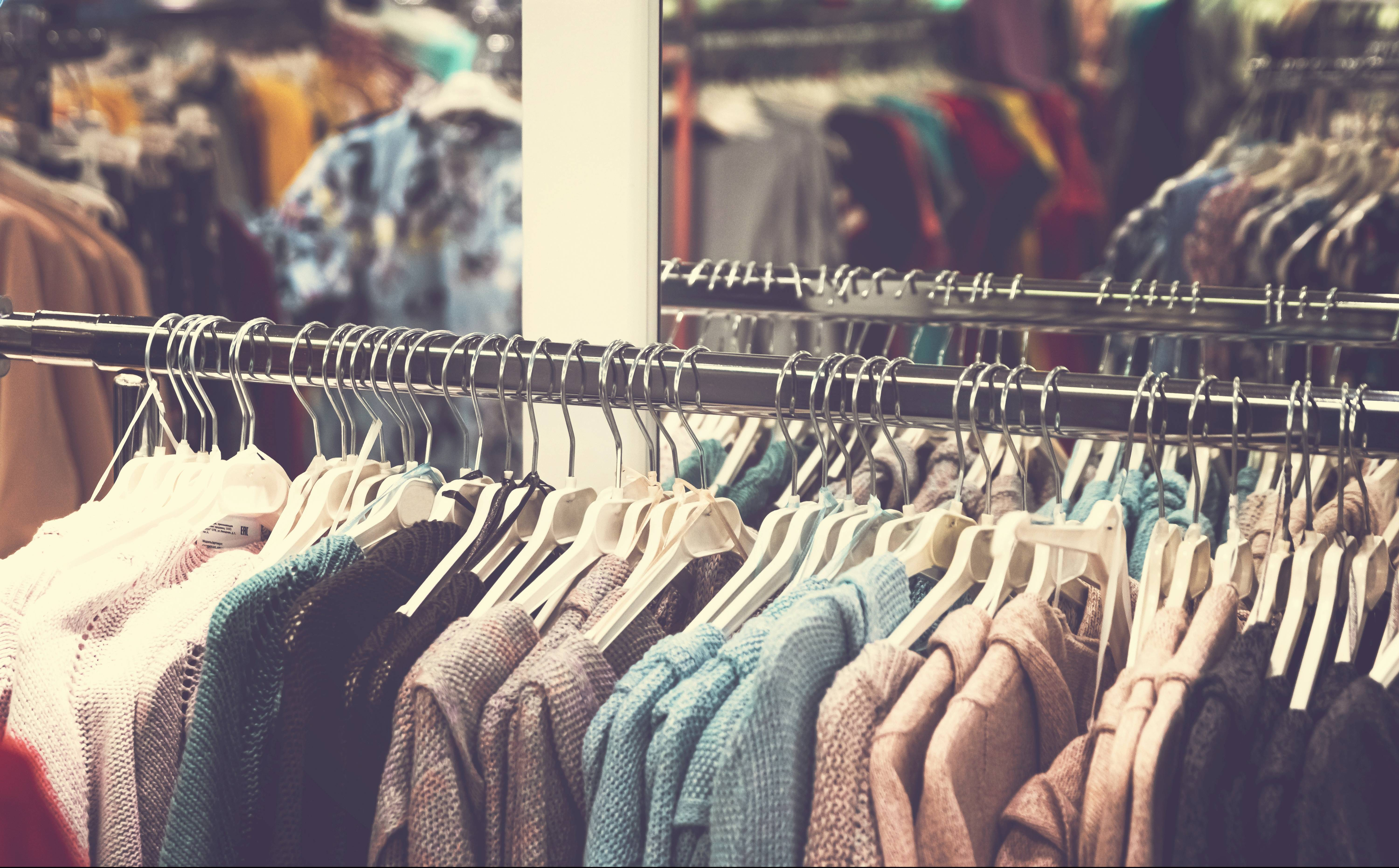 Government unveils proposals to support sustainable fashion