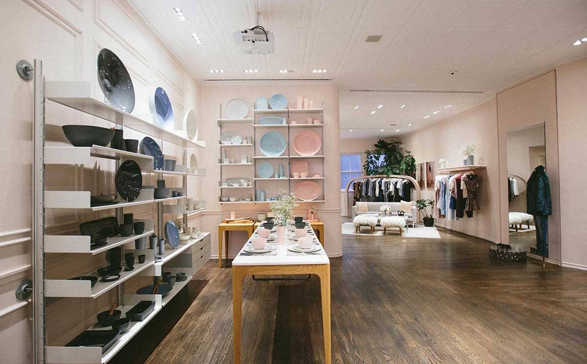 Rebecca Taylor partners with Mud Australia for New York retail store