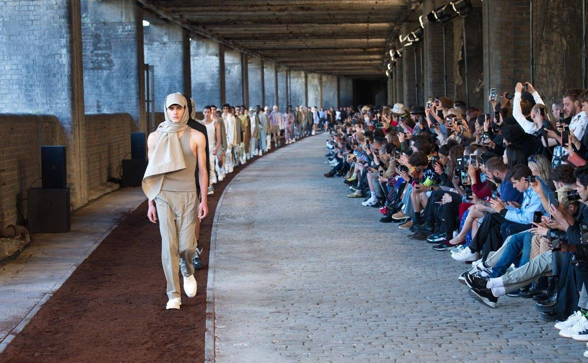 New talent drives London Fashion Week Men's SS20