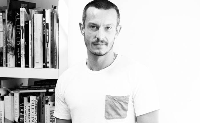 DVF names Jonathan Saunders chief creative officer