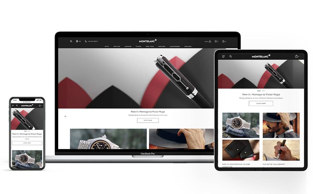 Yoox Net-a-Porter to enhance Montblanc's online shopping