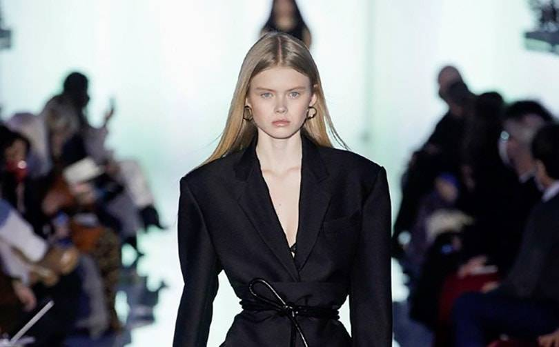 Video: Del Core FW21 collection at MFW