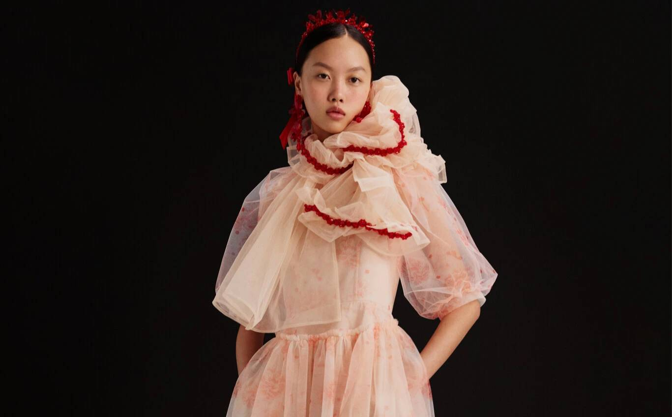 Five highlights from digital London Fashion Week