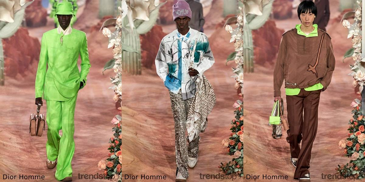 Highlights: Paris fashion week men's SS22