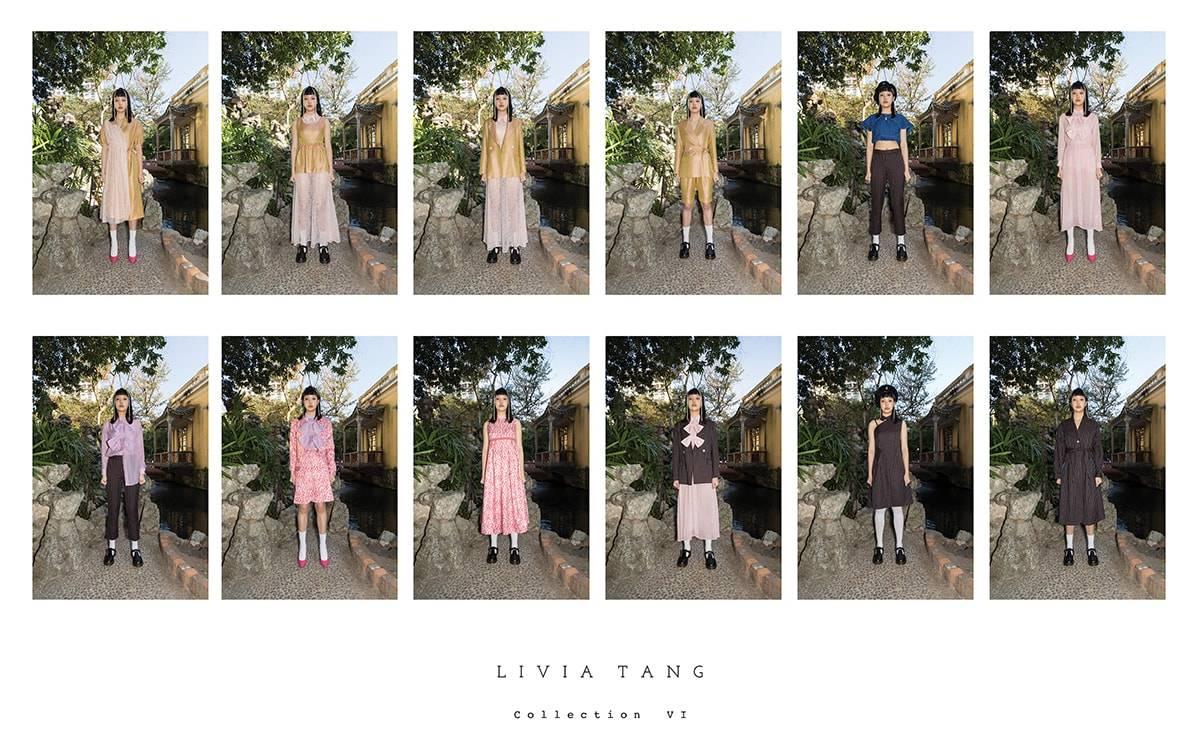Collection VI : Livia Tang AW 21