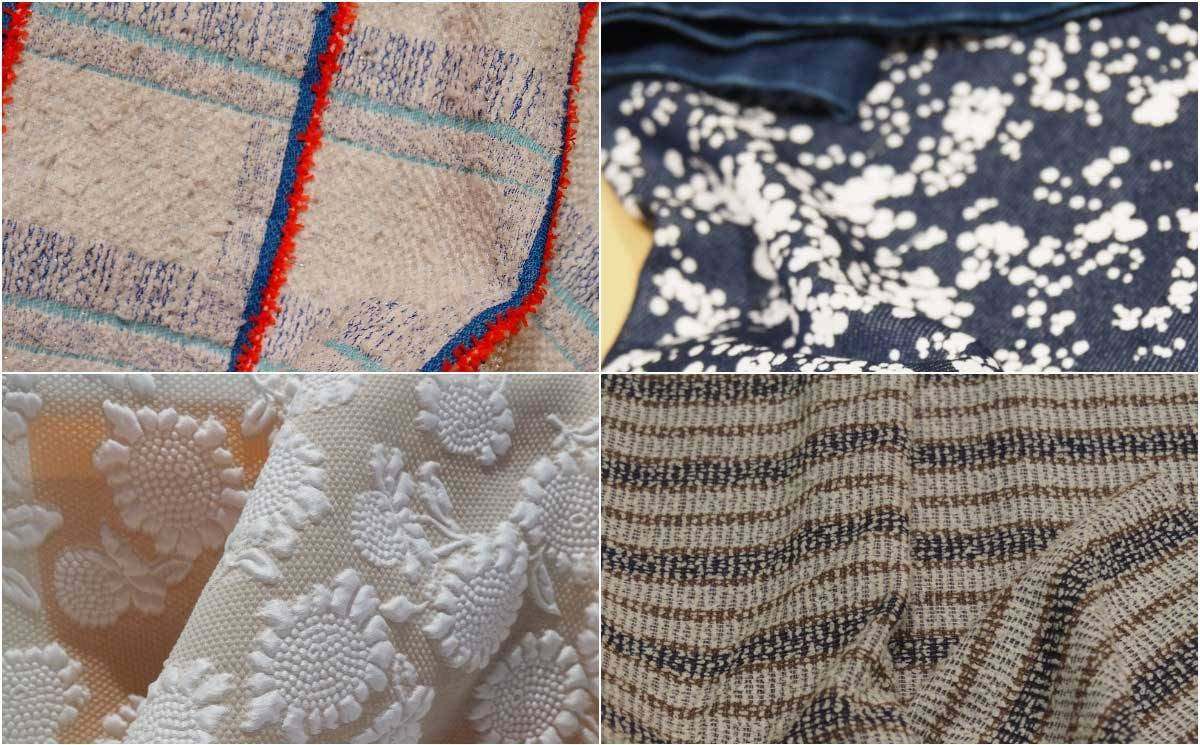 Fabrics and colours trends for summer 2021