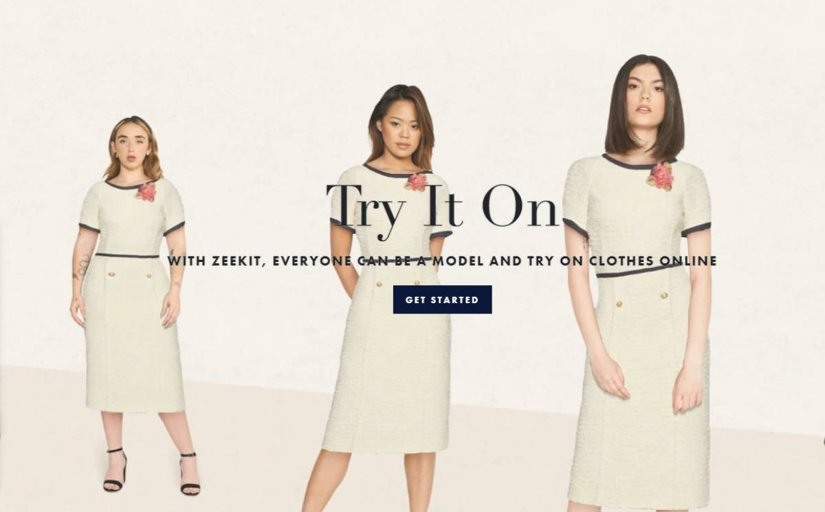 Walmart buys virtual fitting room Zeekit for an undisclosed sum