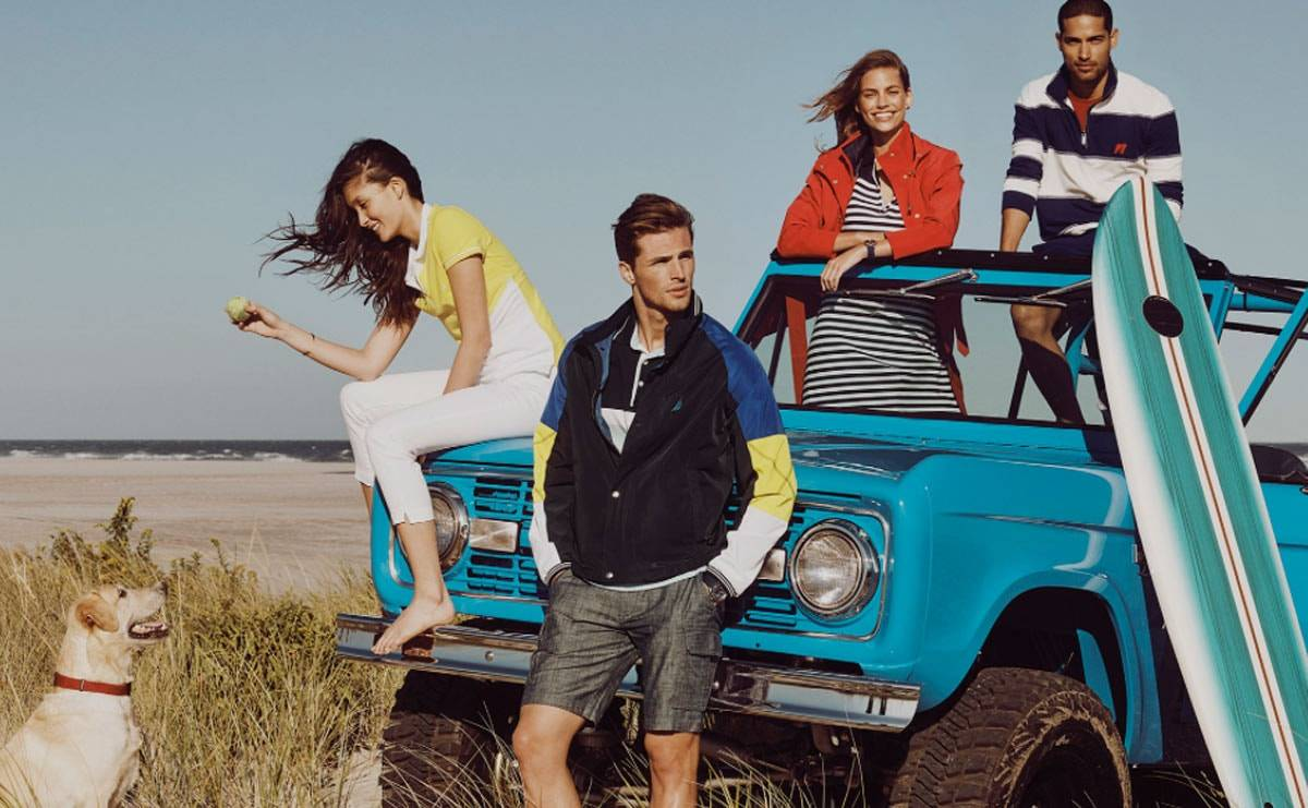 Nautica partners with Flipkart in India