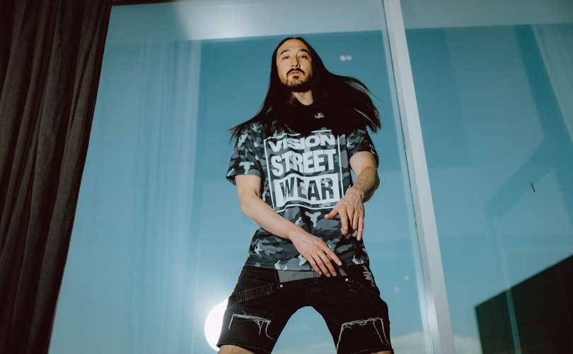 ABG announces partnership with Steve Aoki for streetwear