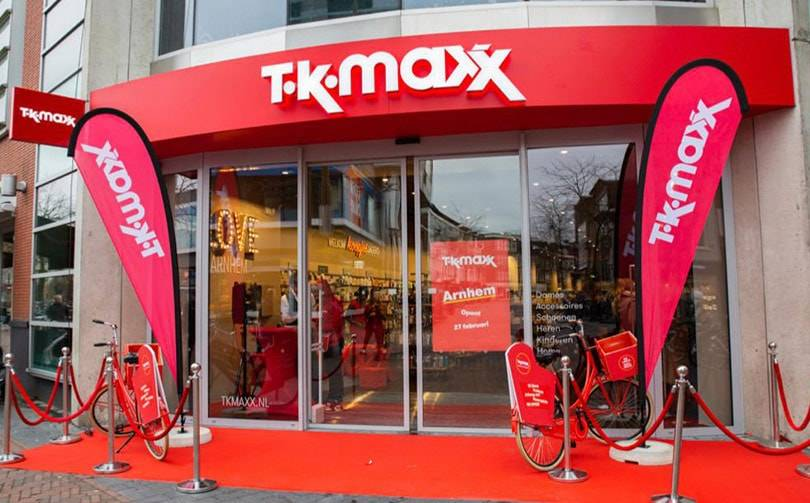 TK Maxx reopens online operations, creates fund for Covid-19 relief