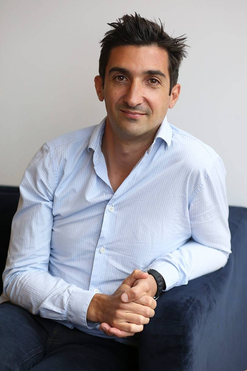 """Pierre-Louis Lacoste, co-founder of Ankorstore: """"We want to reinvent the way wholesale is done"""""""