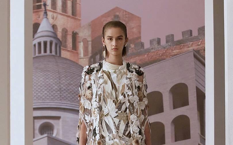 Video: Fendi haute couture collection