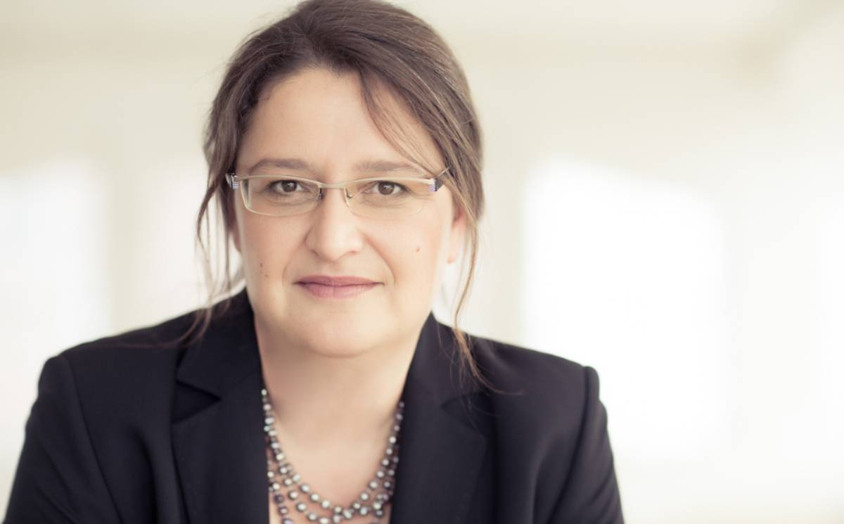 Women in fashion leadership: Petra Scharner-Wolff, Otto Group