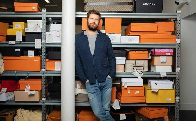 Fashion resale, a booming market: interview with Max Bittner, CEO of Vestiaire Collective