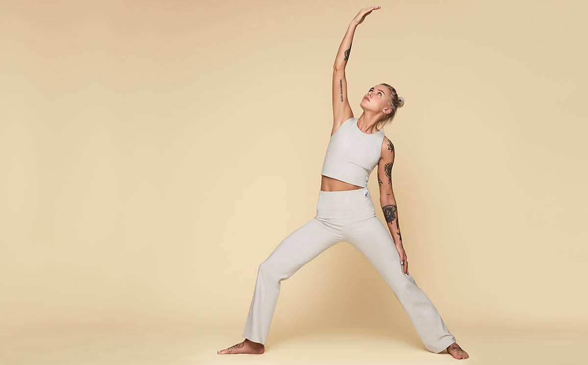 Asics launches yoga collection with Pyrates