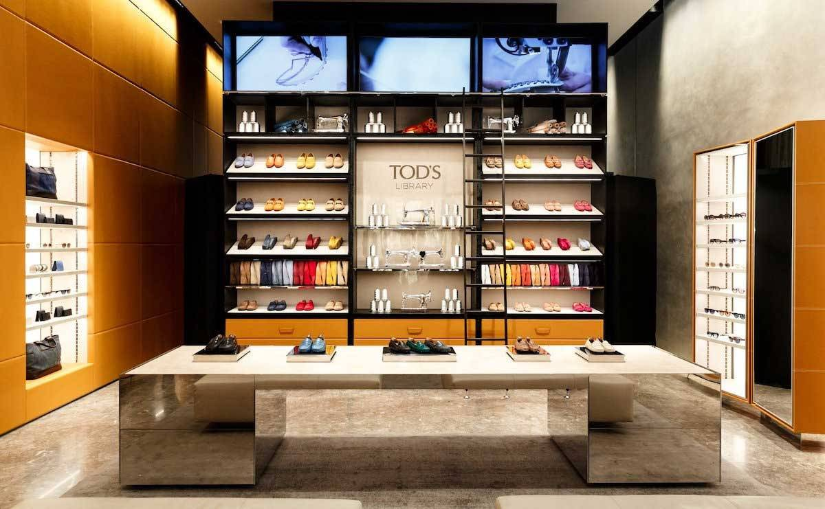 Tod's reports H1 net loss, sales drop 4.7 percent