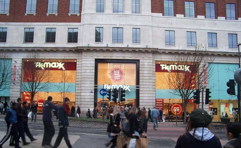 TK Maxx to open in Australia