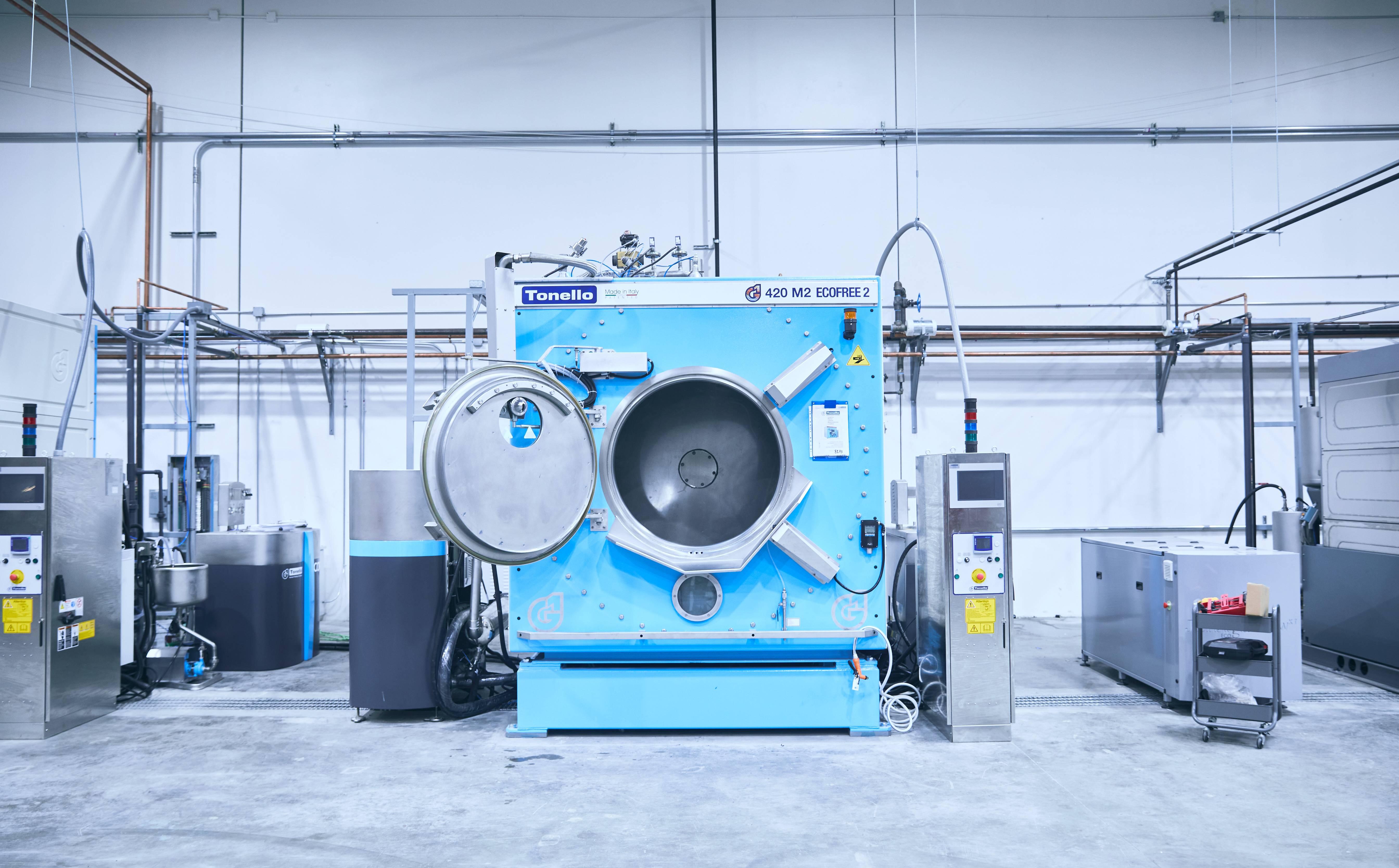 Saitex opens facility in the US