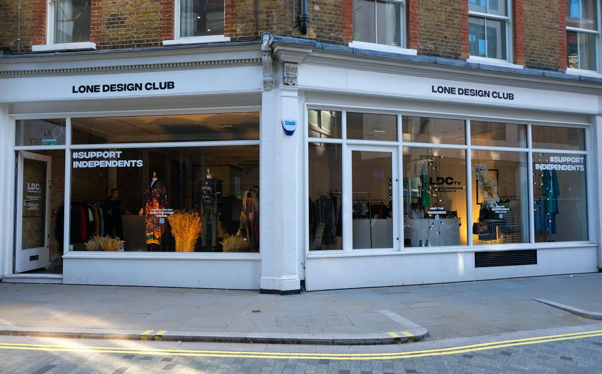 Lone Design Club wins Retail Futures 2020