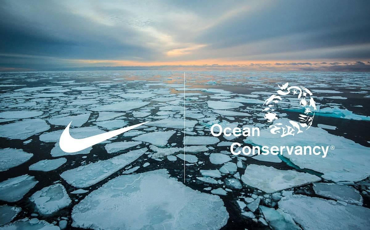Nike and Ocean Conservancy urge companies to stop Arctic shipping