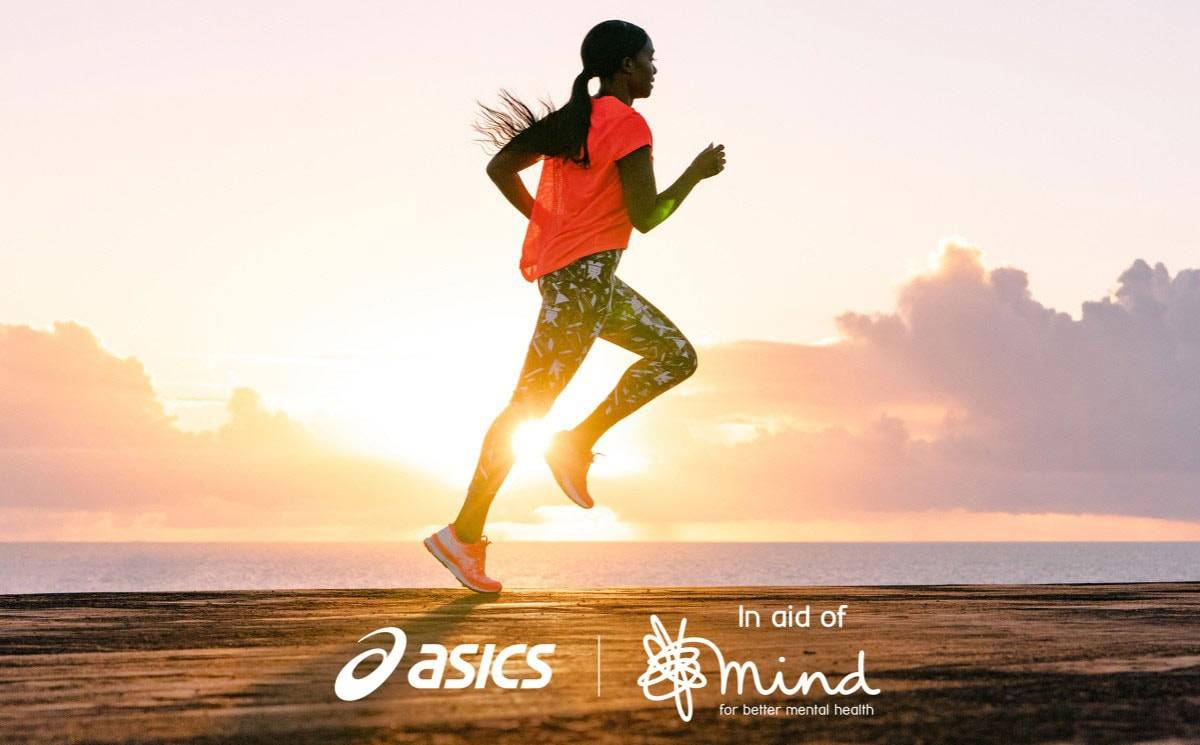 Asics launches mental health campaign with Mind