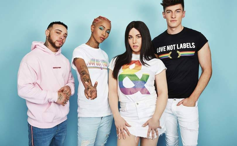 In Pictures: River Island #LoveNotLabels collection
