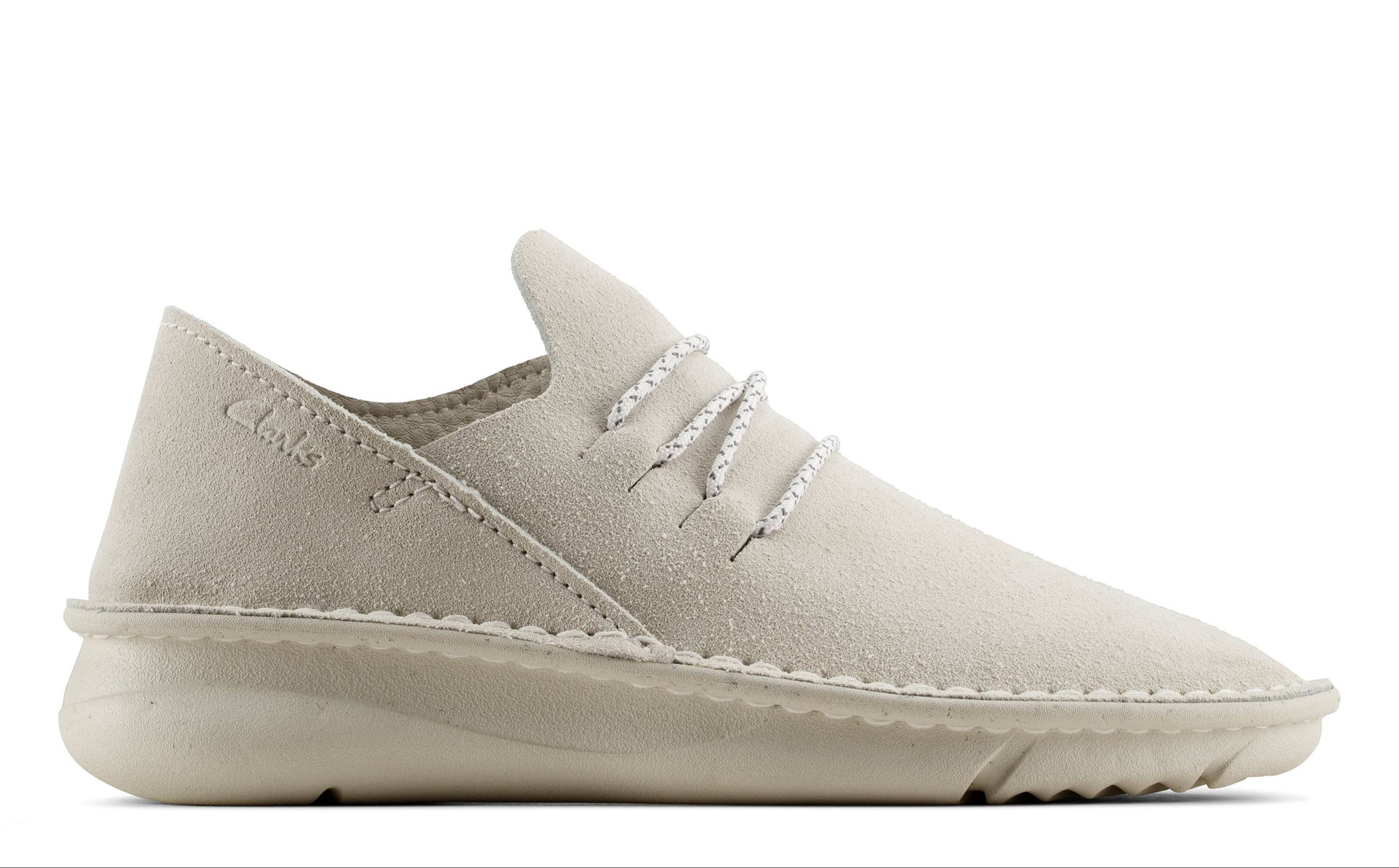 Clarks launches sneaker made with recycled materials