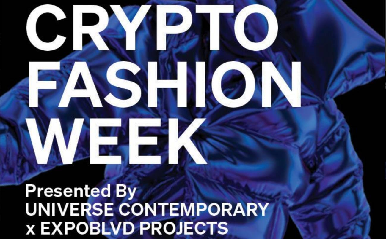 First crypto fashion week offers a taste of digital fashion's wildly creative potential
