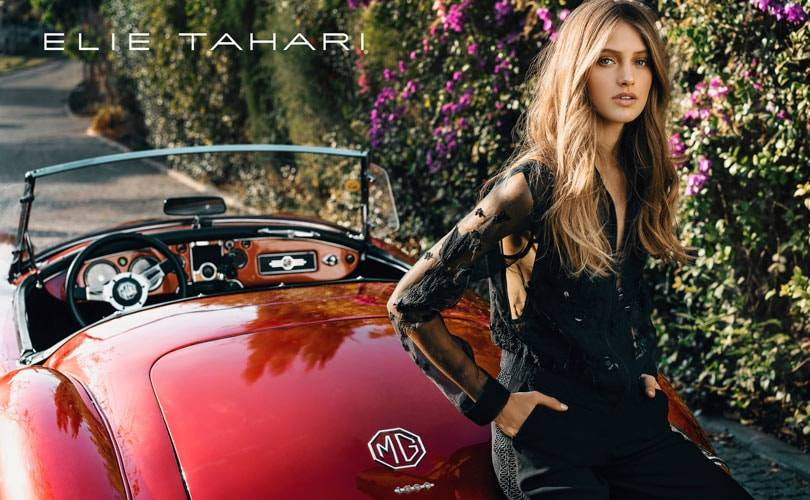 Elie Tahari and Bluestar Alliance form venture